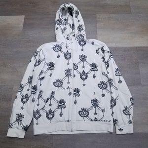Adidas Originals Mens Hoodie Size Medium
